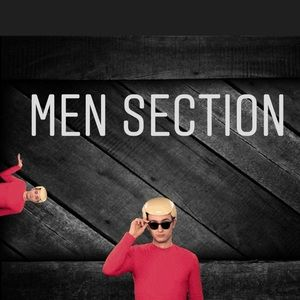 This Section Is For Men!